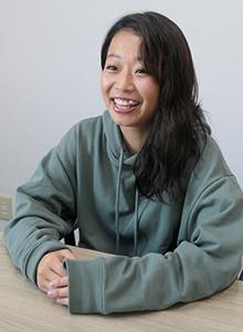 飯田麻月さん