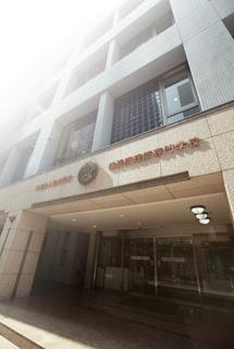 横浜調理師専門学校の外観
