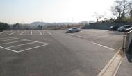学生用駐車場